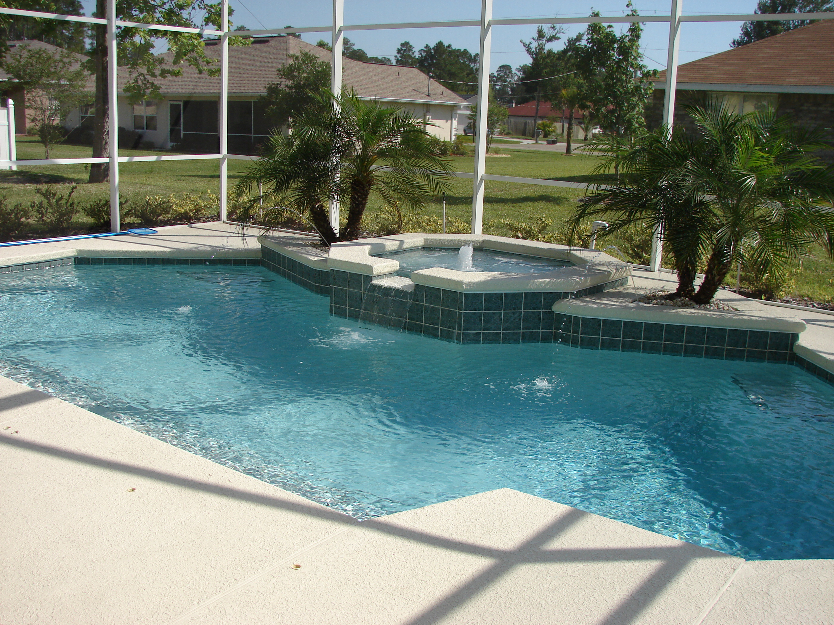 Florida swimming pools by for 12x24 pool design